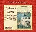 Der König der purpurnen Stadt - Rebecca Gablé