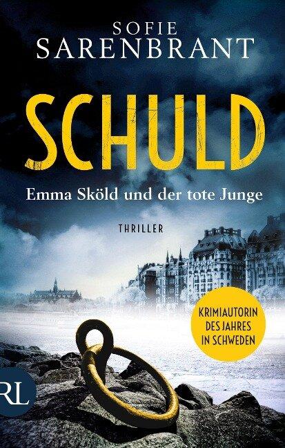 Schuld - Emma Sköld und der tote Junge - Sofie Sarenbrant