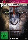 Planet der Affen: Trilogie -