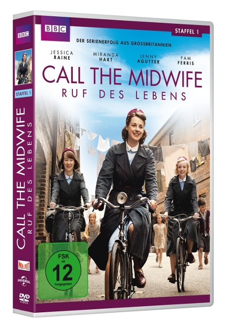 Call the Midwife - Staffel 1 -