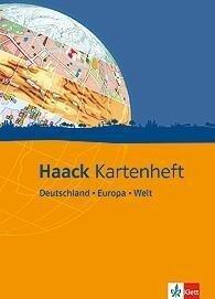 Haack Kartenheft -