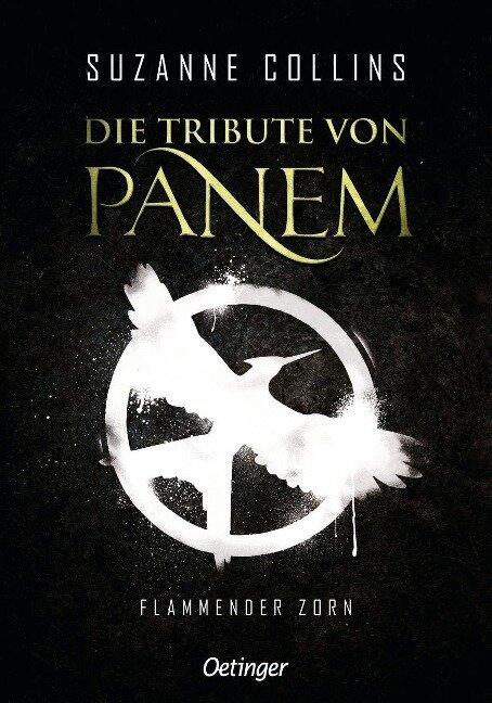 Die Tribute von Panem 3. Flammender Zorn - Suzanne Collins