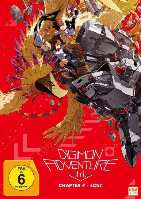 Digimon Adventure tri. - Chapter 4 - Lost -