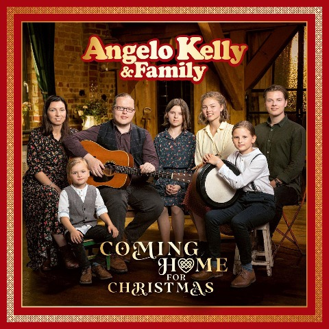 Coming Home For Christmas (2CD) - Angelo & Family Kelly