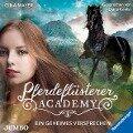 Pferdeflüsterer-Academy. Ein geheimes Versprechen - Gina Mayer