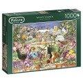 Winter Garden - Puzzle 1000 Teile -