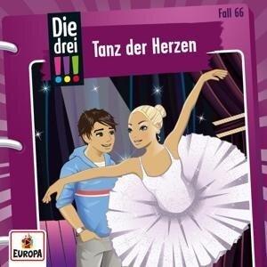 Die drei !!! 66: Tanz der Herzen - Mira Sol