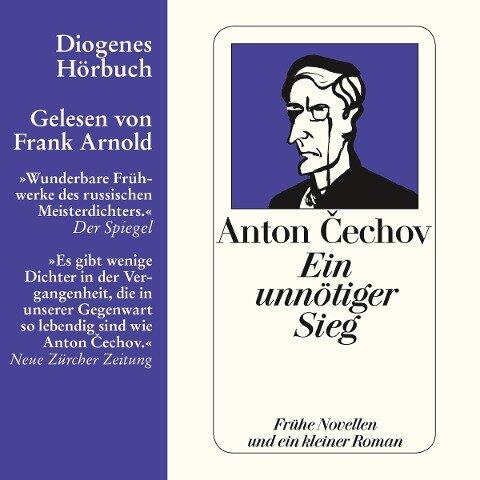 Ein unnötiger Sieg - Anton Cechov