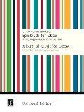 Spielbuch für Oboe -