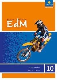 Elemente der Mathematik 10. Arbeitsheft. S1. Rheinland-Pfalz -