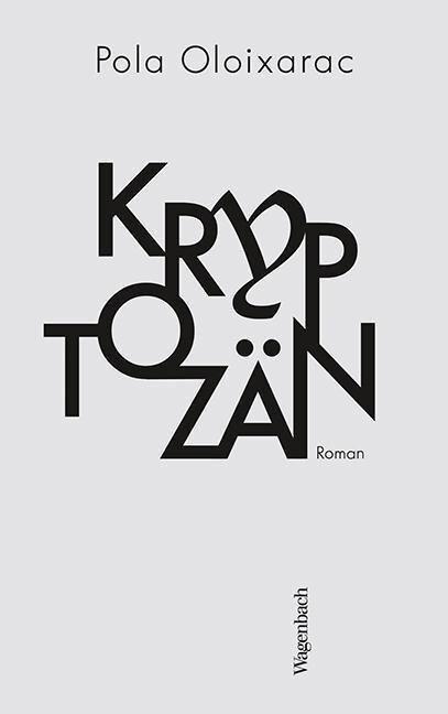 Kryptozän - Pola Oloixarac