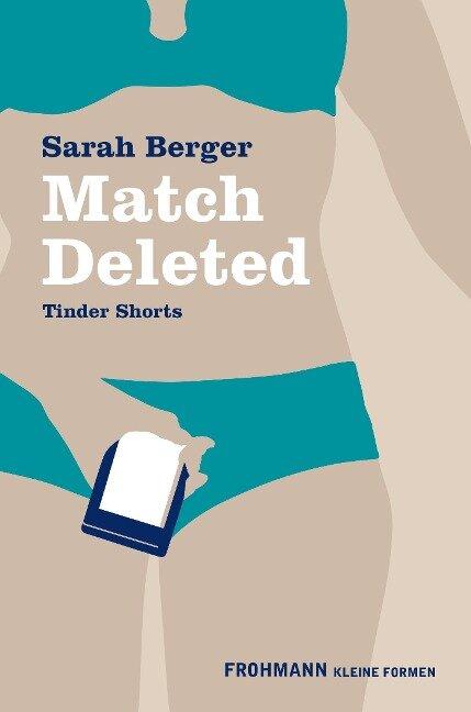Match Deleted - Sarah Berger