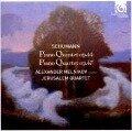 Klavierquintett op.44/-Quart.op.47 - A. /Jerusalem Quartet Melnikov