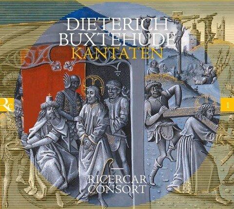 Kantaten - Dieterich Buxtehude