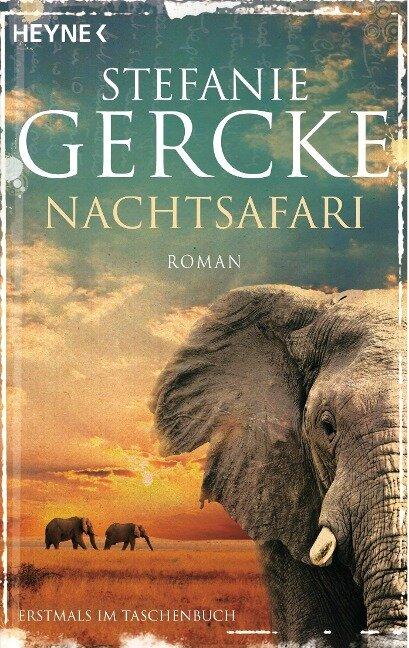 Nachtsafari - Stefanie Gercke
