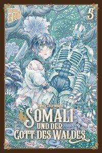Somali und der Gott des Waldes 5 - Yako Gureishi