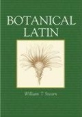 Botanical Latin - William T. Stearn