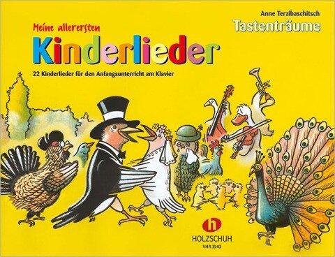 Meine allerersten Kinderlieder - Anne Terzibaschitsch
