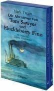 Die Abenteuer von Tom Sawyer und Huckleberry Finn - Mark Twain