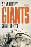 Giants - Zorn der Götter - Sylvain Neuvel