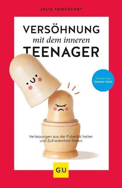 Versöhnung mit dem inneren Teenager - Julia Tomuschat