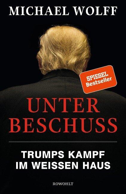 Unter Beschuss - Michael Wolff