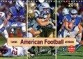 American Football - Taktik und Athletik (Wandkalender 2018 DIN A4 quer) Dieser erfolgreiche Kalender wurde dieses Jahr mit gleichen Bildern und aktualisiertem Kalendarium wiederveröffentlicht. - Peter Roder