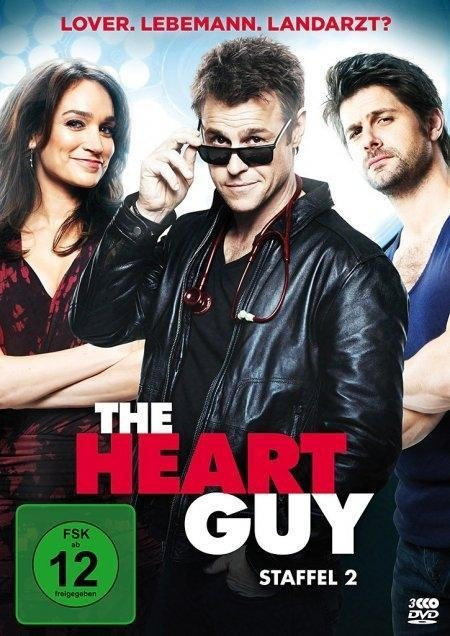 The Heart Guy - Ian Collie, Alan Harris, Claudia Karvan, Tony McNamara, Tamara Asmar