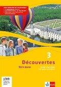 Découvertes Série jaune 3. Cahier d'activités mit Audio-CD (MP3 für PC) -