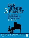 Der junge Pianist 3 - Richard Krentzlin