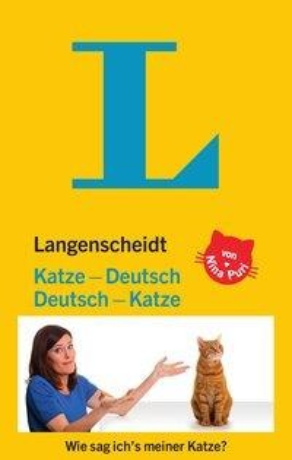 Langenscheidt Katze-Deutsch/Deutsch-Katze - Nina Puri