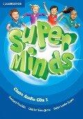 Super Minds 1 Class Audio 3CD - Peter Lewis-Jones, Herbert Puchta, Günter Gerngross