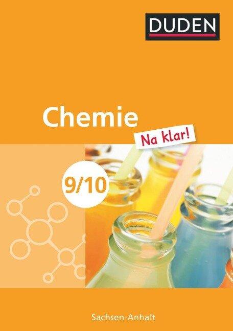 Chemie Na klar! 9/10 Lehrbuch Sachsen-Anhalt Sekundarschule -