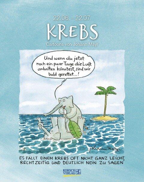Krebs 2022 -