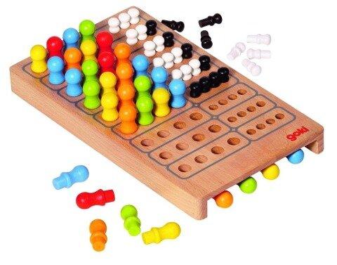 Brettspiel Master Logic, goki basic. -