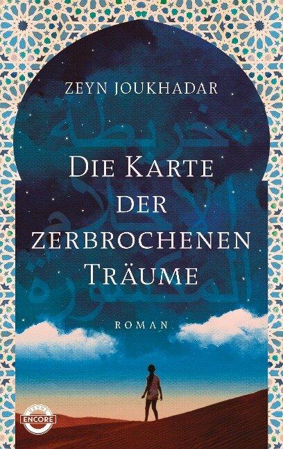 Die Karte der zerbrochenen Träume - Zeyn Joukhadar