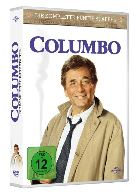 Columbo - 5. Staffel -