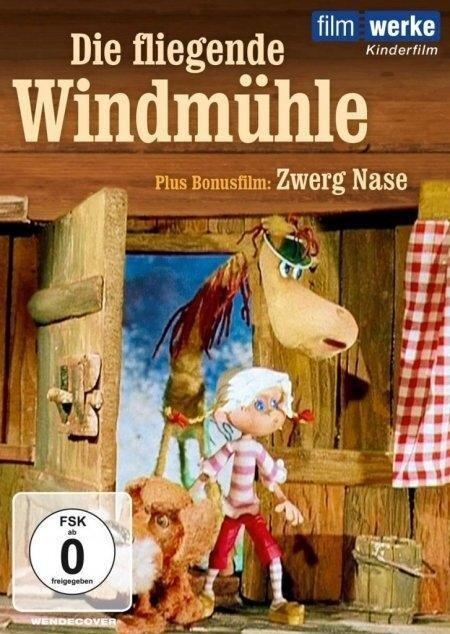 Fliegende Windmühle/Zwerg Nase DVD -