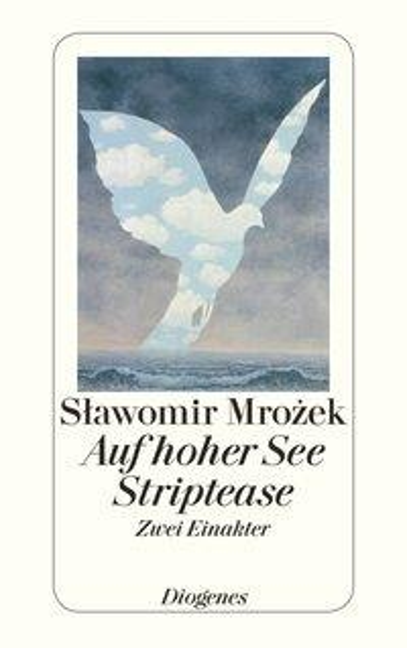 Auf hoher See / Striptease - Slawomir Mrozek