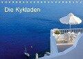Die Kykladen (Tischkalender 2019 DIN A5 quer) - Joana Kruse