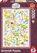 Countryside Art, Wildblumen, 1.000 Teile Puzzle -