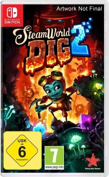 Steamworld Dig 2 (Nintendo Switch) -