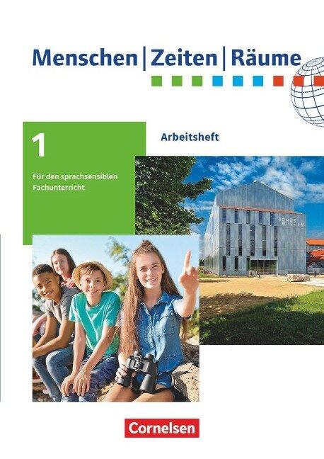 Menschen-Zeiten-Räume 5./6. Schuljahr. Arbeitshefte für den sprachsensiblen Fachunterricht (außer Baden-Württemberg) - Arbeitsheft -