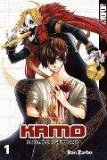 Kamo - Pakt mit der Geisterwelt 01 - Ban Zarbo