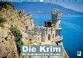 Die Krim - Sonnenseite der Ukraine (Wandkalender 2017 DIN A3 quer) - CALVENDO