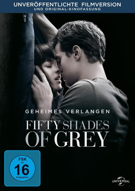 Fifty Shades of Grey - Geheimes Verlangen -