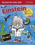 Einstein für Kids 2018 Kinderkalender - Martina Rüter, Katia Simon
