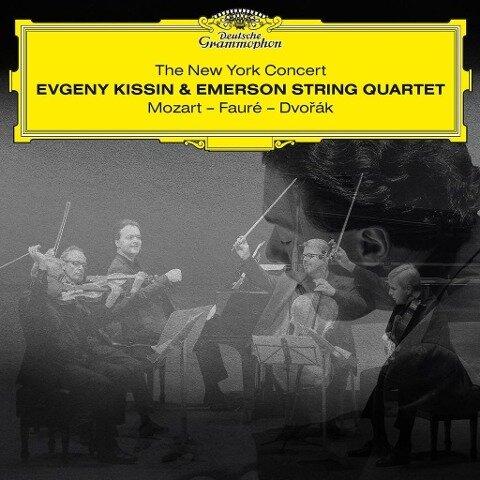The New York Concert - Mozart Faure Dvorak - Evgeny Kissin
