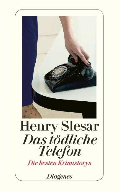Das tödliche Telefon - Henry Slesar