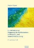 Kunsttherapie zur Steigerung des Wohlbefindens in Prävention und Gesundheitsförderung - Renate Oepen